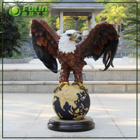 Flying Large Eagle Statues For Sale