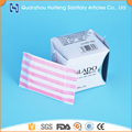 OEM service cheap 280mm cotton sanitary napkin with negative ion