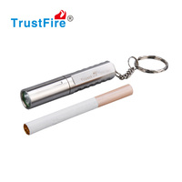 Elf flashlight Trustfire promotional mini-03 200 lumen XP-G R5 stainless steel led mini flashlight