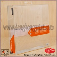New product made in China PET packaging plastic box