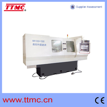 MK1332 TTMC CNC cylindrical grinder with distance between centers 1000mm