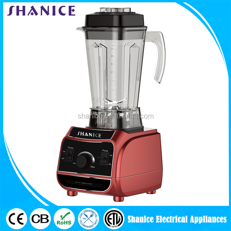 Professional supply 2016 top quality 1500W bar blender with factory price