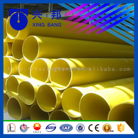 pe80 grade hdpe external protection tube for insulated pipe casing