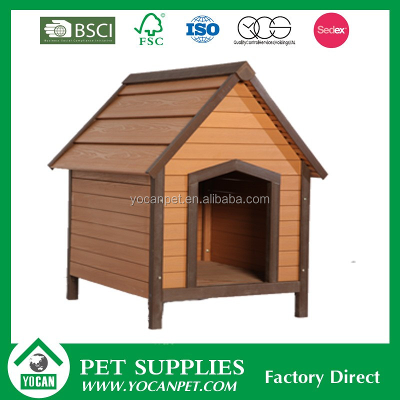 Customize Decoration Home wpc dog house
