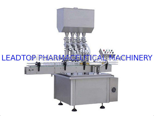 Automatic Liquid Filling Machine For The Small Business