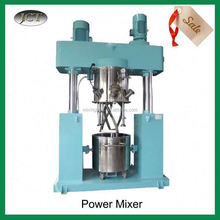 JCT Machinery power mixer Professional twin axial paddle type gravity mixer