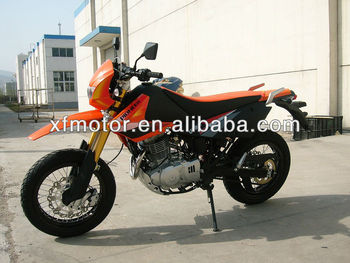 EEC dirt bike