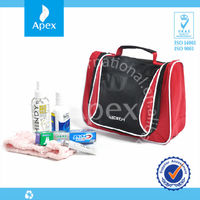 Promotional mens travel cosmetic bag
