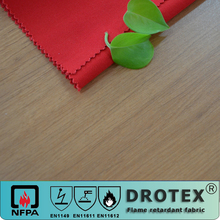 Proban finished 100% cotton fire retardant twill fabric for safety apparels