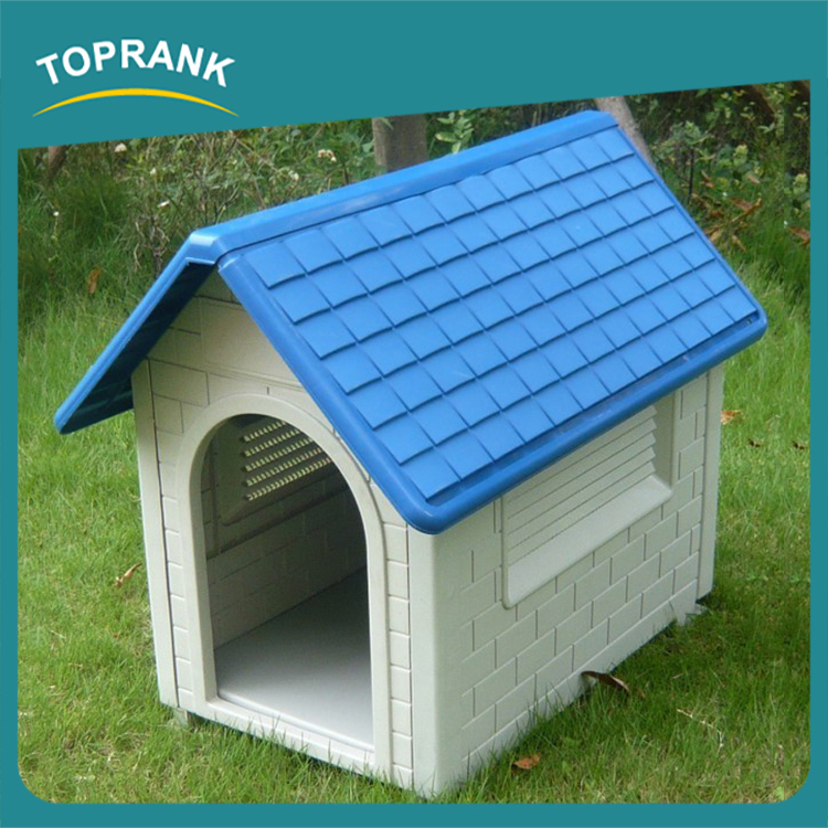 Best price outdoor waterproof dog kennel, plastic insulated pet dog houses for large dogs