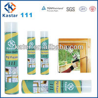 construction adhesive pu foam packing foam spray