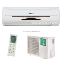 Split Wall Mounted Hybrid Solar Air Conditioner, High SEER air conditioner, 9000BTU--48000BTU solar air conditioners
