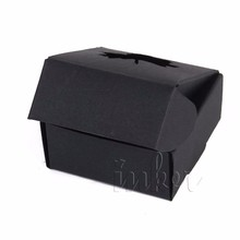 Free sample custom black decorative closure rigid cardboard cosmetic paper box with foam insert Guangzhou supplier