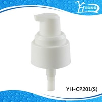 20/410 Wholesale new style personal care dispenser pump for foundation cream