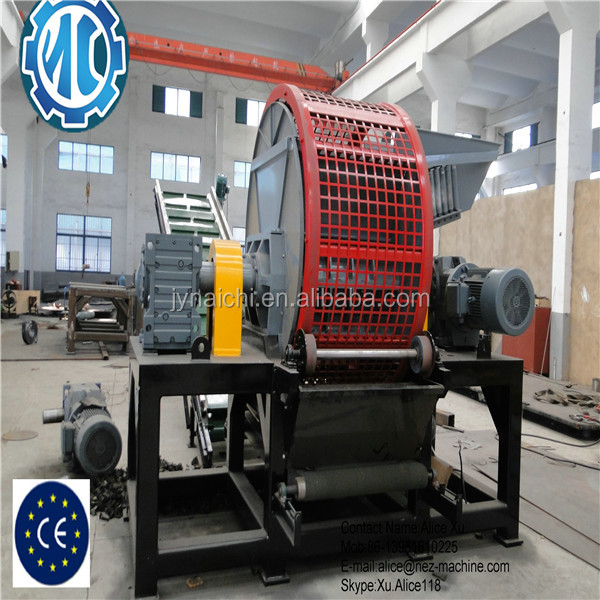 2013 Hot,Used Tire Retreading Cutting Machine,used tire recycle machine
