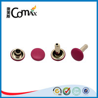 Different sizes custom metal decorative garment rivet