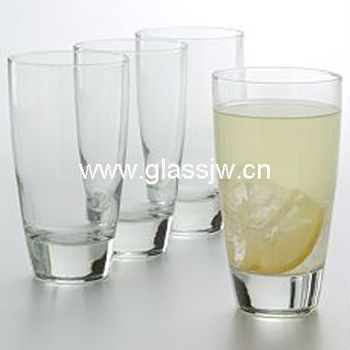 drinking glassware for milk/water/juice