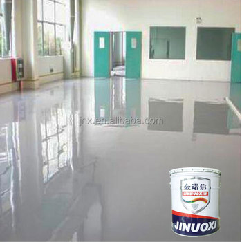 Solvent-free Epoxy Intermediate Paint Antistatic Floor Paint