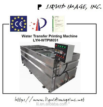 factory outlet water transfer printing machine & hydrographic printing machine LYH-WTPM051 with CE certification