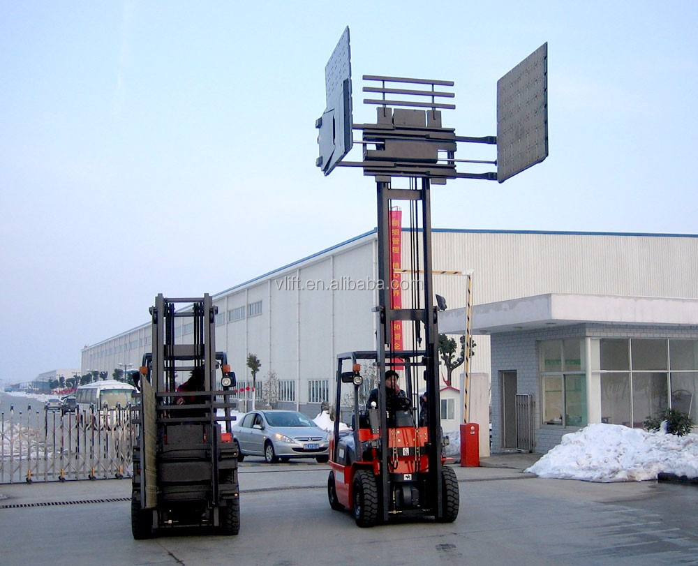 Forklift Attachment Carton clamp For 2.5 Ton Forklift and 3 Ton Forklift