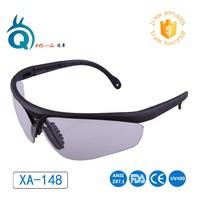 2017 custom Anti-fog safety goggles Scratch-resistant smart eyewear safety glasses
