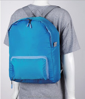 travel accessory-folding backpack