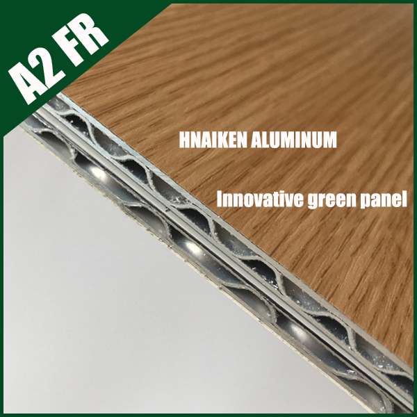 Cheap Crazy Selling aluminum sandwich composite panel wood