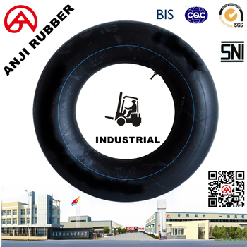 Industrial & Implement Butyl Inner Tube----ANJI RUBBER
