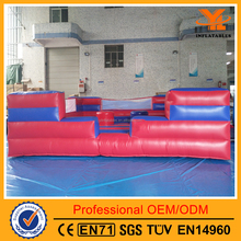 Inflatable Gladiator Joust Game, Sport Arena Interactive Game, Inflatable Fighting Games for Kids or Adults