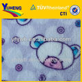 2014 Printed Double - Sided Flannel Fabric/ Flannel Blankets