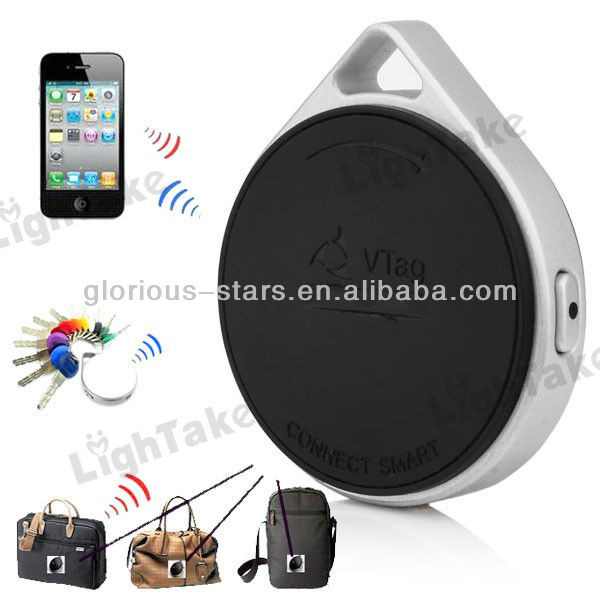 new year gift 2014 Vtag anti-loss device Bluetooth 4.0 Smart Alarm for i phone and i pad advanced object finder