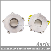 VCT cover cast steel stamping valve parts