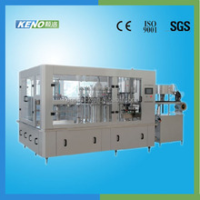 KENO-F201 automatic high speed rotary yogurt cup filling sealing machine