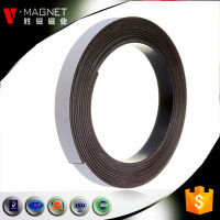 strong rubber magnetic metal strip with magnetic metal strip
