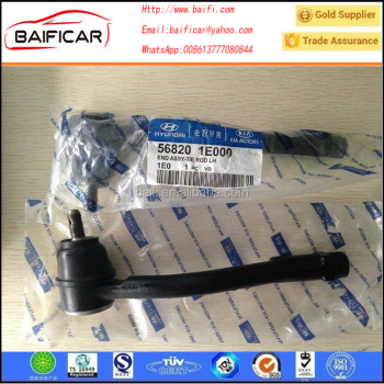 END ASSY-TIE ROD LH For HYUNDAI ACCENT MC Tie Rod End 56820-1E000,568201E000