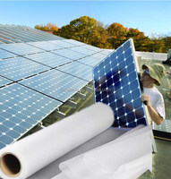 solar slef-adhesive eva film to encapsulate pv panel