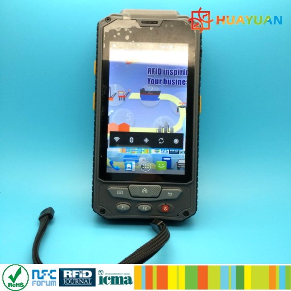 ISO18000-6C EPC GEN2 HANDHELD WIRELESS H901 ANDROID 4.4.2 INDUSTRIAL UHF RFID READER