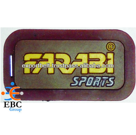 Rubber Logos PVC Patch | Farabi Sports Logo | Sportswear Rubber Logo | Sports clothing monogramming