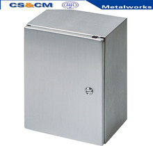 Professional Customized metal/ stainless steel junction box