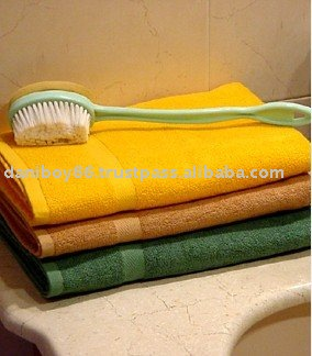 Pakistan Vat Dyed Promotional Towel
