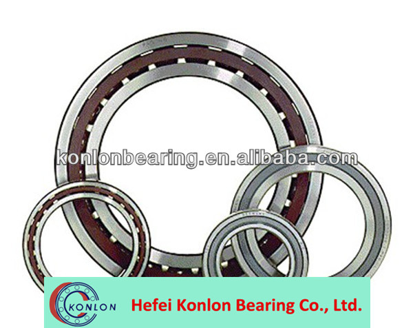durable three points angular contact ball bearing with long life