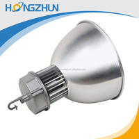 100lm/w low junction temperature cob 50W led high bay lighting fixture