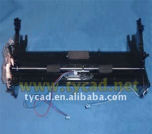 C5324-60010 Media chassis assembly (Paper drive) - Moves paper from ADF assembly to scanner assembly - For DESKJET 6620 series