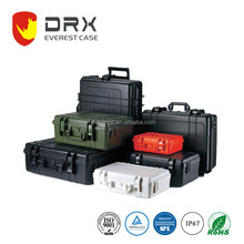 Ningbo everest EPC010 IP67 Hard Plastic Waterproof Equipment Case Plastic Tool Case
