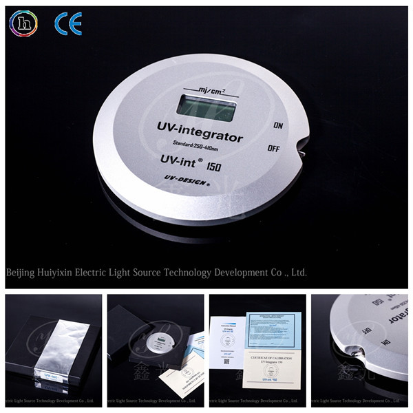 Factory hot sell UV metering instrument for uv energy meter