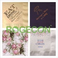 Color Tissue Paper rogecon Paper Napkins For Sale character Paper Napkin Dinner Napkins flower