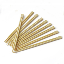 Chinese disposable round bamboo chopsticks manufacturer