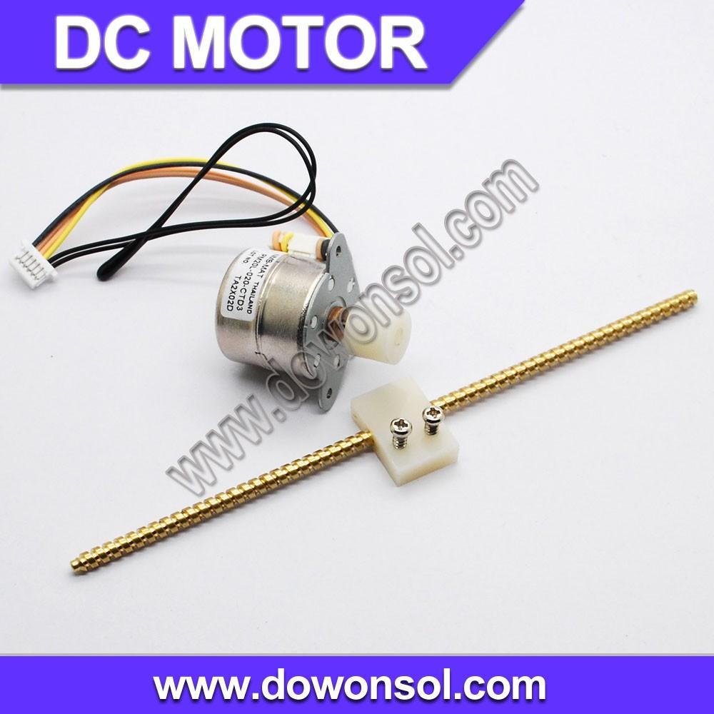 Lineaire motor 12v