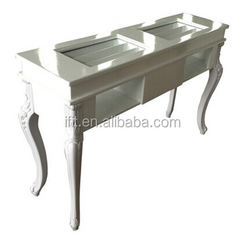 Cheap nail table manicure table manicure pedicure table for Cheap nail desk