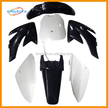 ABS material pit bike dirt bike motorcycle CRF70 moto plastic parts